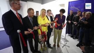 Открытие выставки  по мотивам произведений Астрид Линдгрен, Новосибирск