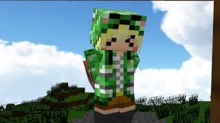 Minecraft Animation: Nữ creeper Phần 1