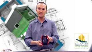 Retrotec DM-32 Review & Remote Blower Door Demo