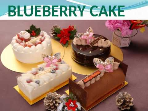 Wish You Love With Cake And Flowers On Her Birthday