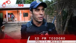 www comando190 com br   Prisão do suposto sequestrador de Urupá