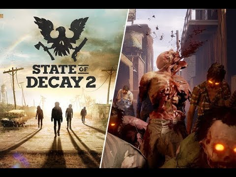 State of Decay 2 Gameplay