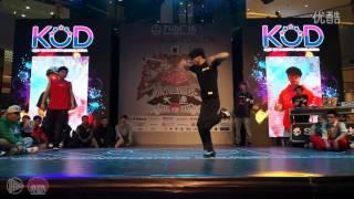 Locking16进8小杰vs阿伟 KOD联盟2013WIB大连站