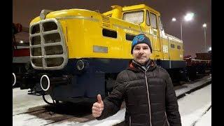 2017 РЖД: музей железных дорог России в Санкт-Петербурге