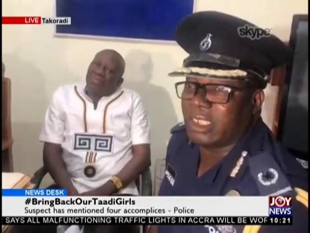 Western Region Police Command Holds Press Conference - News Desk on JoyNews (23-1-19)