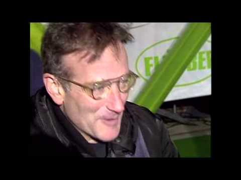 Flubber: Robin Williams (Professor Philip Brainard) Premiere Interview