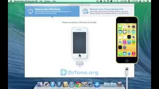 [Mac iPhone 5C Reminders Recovery] Recover Reminders from iPhone 5C Without Backup on Mac