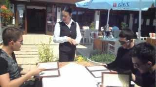 Delovno mesto: Vodja strezbe - natakar, RZLD 2012