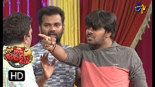 Sudigaali Sudheer Performance | Extra Jabardasth | 9th February 2018  | ETV Telugu