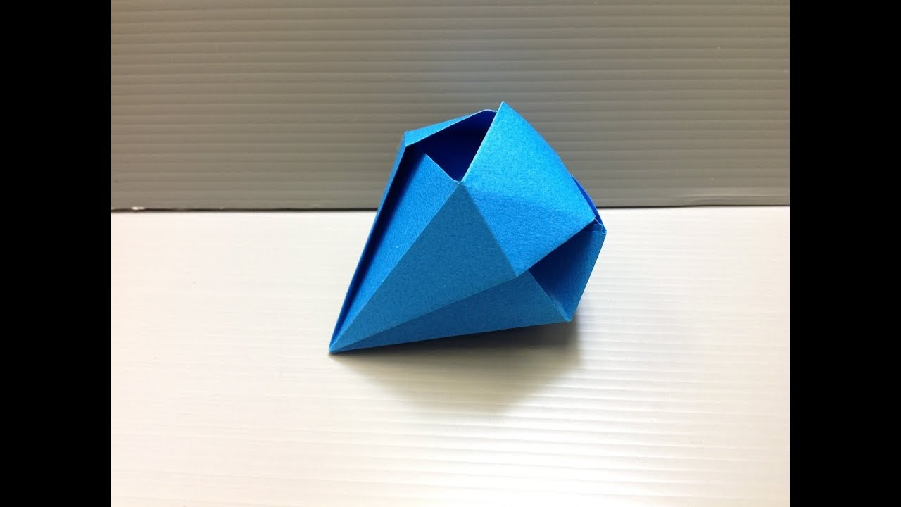 It is a picture of Crush Origami Print Out