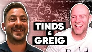 Earthquakes, Disneyland and life in Japan- Tindall is reunited with Greig Laidlaw!