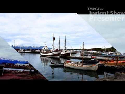 Husavik Ísland