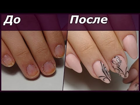 CREATING Nails on the CLIENT / Conversion of Pens / Design for DRESS Code