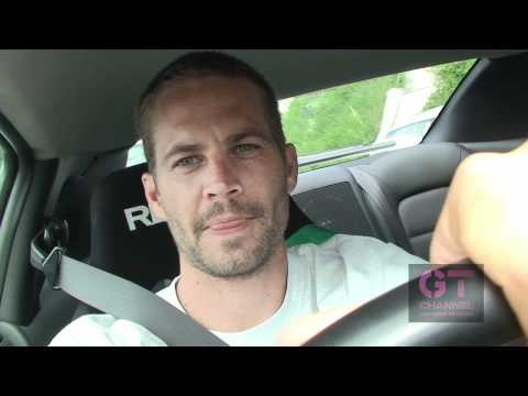 Apareció un video de Paul Walker manejando un Nissan de 600 caballos