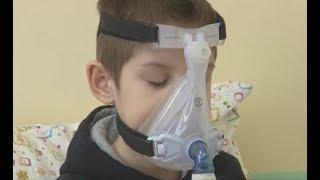 Русфонд: сбор средств на кислородный концентратор для шестилетнего Данияра
