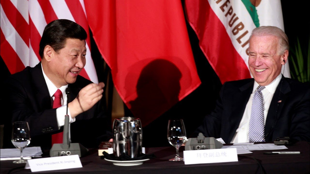 Joe Biden is notoriously 'weak' on China