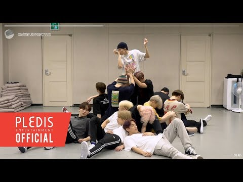 [INSIDE SEVENTEEN] '독 : Fear' Dance Practice Behind