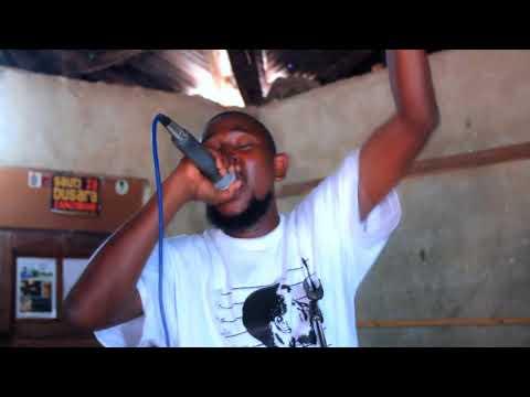 Nash Mc Performing live at Jandoni House ,Bagamoyo