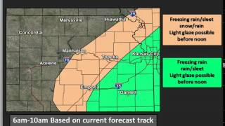 1pm Jan 2nd Winter Weather Briefing from NWS Topeka