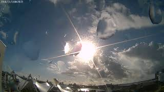 PortMiami Camera 2018-11-13: Frost Museum of Science