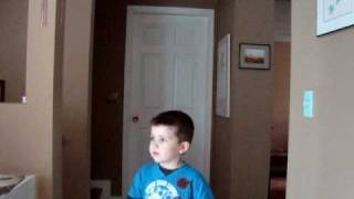 HOCKEY KID IN CANADA