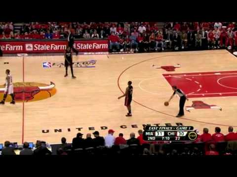 Heat vs Bulls Game 1 Recap - East Conference Finals NBA Playoffs 2011