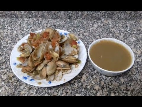 جندوفلى بالطماطم والفلفل|| Jandofli || بكلويز || oysters cooking recipes