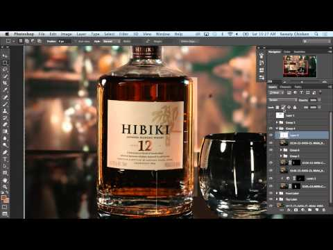 Aaron Nace: Editing and Retouching Tips for Commercial Beverage Photography