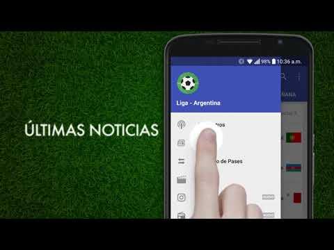 Liga Resultados De Fútbol Apps En Google Play