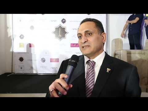 Ahmed Hussein -Arab fashion week