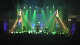 Powerwolf - Raise Your Fist, Evangelist - LIVE