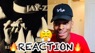 NEVER HEARD JAY-Z | COMING OF AGE - REACTION