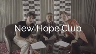Download New Hope Club - Pronounce Challenge!