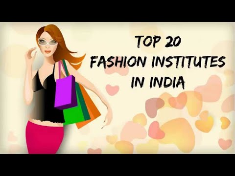 Top Fashion Designing Course Colleges In India Best Fashion Designing Institutes Viftri Fashionshow Youtube
