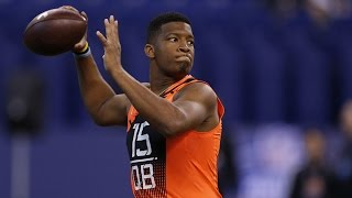 Jameis Winston 2015 NFL Scouting Combine highlights