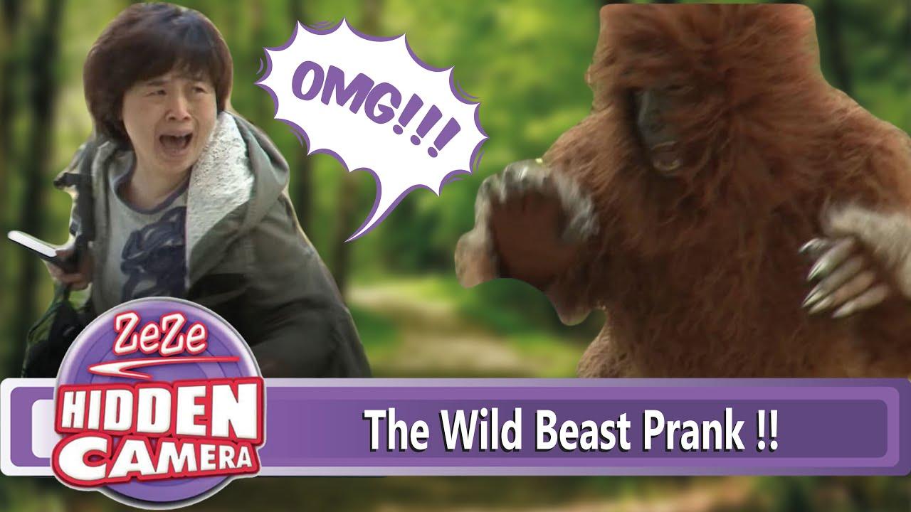 The Wild Beast Prank !