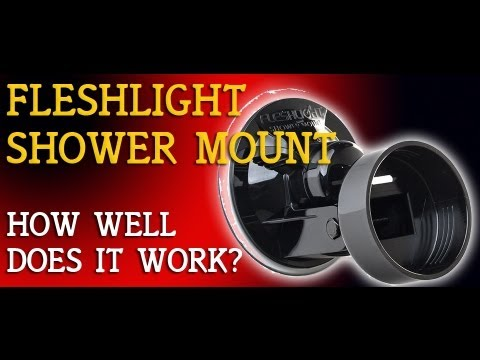 Fleshlight Shower Mount Review Does It Work?