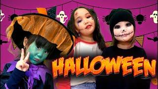 Download ❤️Аминка Витаминка 🎃 ПРИЗРАК в шкафу  ❤️  Хэллоуин 👻 Halloween 2019 Mp3 and Videos