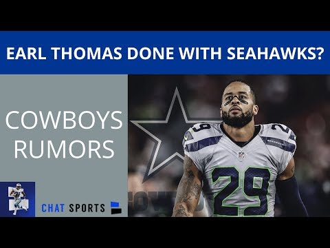 "Cowboys Rumors: Earl Thomas ""Done"" With Seahawks, Randy Gregory Return & Maliek Collins On PUP List"