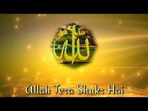 new-whatsapp-status-😍/-allah-tera-shukr-hai💝