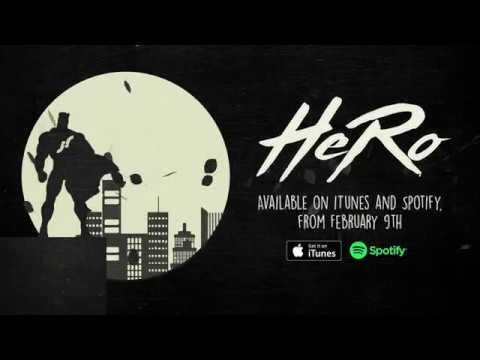 Hero - Jack & Rai (Official Lyric Video)