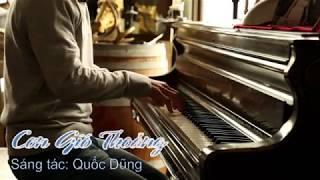 Cơn Gió Thoảng (Sáng tác: Quốc Dũng) - Piano