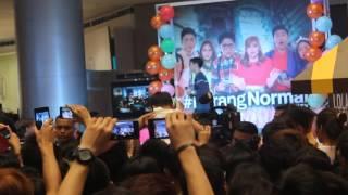 Harana - Andre Garcia in SM Sangandaan