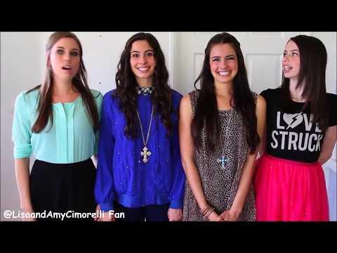 Christina Cimorelli - Funny Moments! :D (HD)