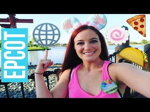 EPCOT FOOD CHALLENGE + NEW FROZEN EVER AFTER RIDE | WALT DISNEY WORLD 2016