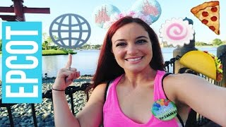 epcot food challenge new frozen ever after ride   walt disney world 2016