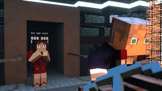 Clara Who (Minecraft Animation & Doctor Who S08 Spoof)