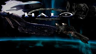 Halo Space Battle UNSC Counter Attack