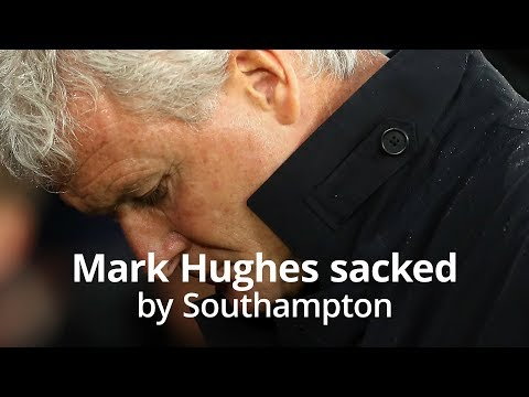 Mark Hughes Sacked By Southampton After Poor Start