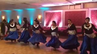 aaja nachle ghagra madhuri bollywood dance